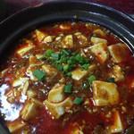 四季紅 - マーボ豆腐