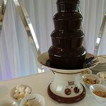 高崎ビューホテル - チョコレートファウンテン