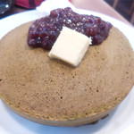 ほそつじいへえ TEA HOUSE - 奇跡の抹茶パンケーキ