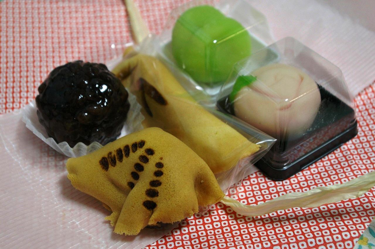 御菓子司 寿々木