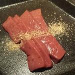 虎龍 - 特選レバー(炙り)