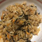 沖縄料理しーさ - 料理写真:クファジューシー