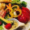 3 具沢山野菜とサラダチキンのバーニャカウダ
