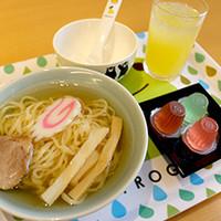 平日夜は、お子様ラーメン110円(税込)で、家族連れも大満足