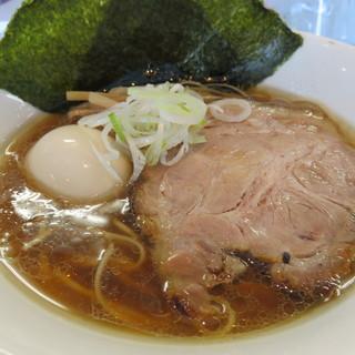 麺や 青雲志 - 料理写真:特製正油らぁ麺