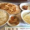 青葉 新館 - 料理写真:週替りランチの一番