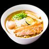 リょう花 - 料理写真:塩味玉らー麺 790円(税別)