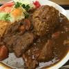 粕川温泉元気ランド レストラン - 料理写真:上州麦豚のビックカツカレー 977円