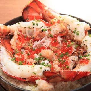 【女子会にもおすすめ♪】海老・蟹に特化した創作和食