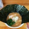 ラーメンいっこう - 料理写真:ラーメン650円麺硬め。海苔増し100円。