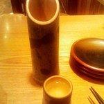 浅草銀鯱 - (2010年10月某日追加)「青竹酒」うまし。
