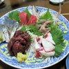 亀善 - 料理写真:刺し盛り2016.06.27