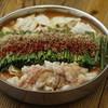もつ鍋 極味や - 料理写真:コチュジャンベースの赤もつ鍋