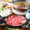 肉鮮問屋 佐々木 - 料理写真:[お料理のみ]豚しゃぶしゃぶコース<全3品>1,580円