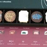 52957835 - 紅谷チョコ                       どれから食べようかな...