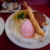 自由亭 - 料理写真:Aランチ¥1000
