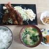 大幸 - 料理写真:2016.07再訪問 エビフライ定食(600円)