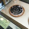 富良野チーズ工房 - 料理写真:試食のセピア。   イカスミが入ったチーズですがクセもなく食べやすい!