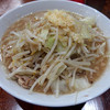 のスた 凛本店 - 料理写真:太麺ポン酢・ニンニク(850円)