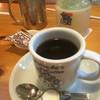コメダ珈琲店 - ドリンク写真:奥左 アイスコーヒー 奥右 ミルクセーキ 手前 ブレンドコーヒー