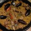 ルーチェサンタルチア - 料理写真:パエリア