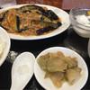 生味園 - 料理写真:麻婆ナス定食  680円