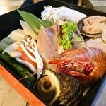 シーアイガ海月 - バーベキュー(シーアイガ海月)の浜焼き海鮮セット