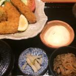 一進丸 - 魚フライ定食