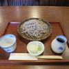 賀久 - 料理写真:せいろ(玄そば)