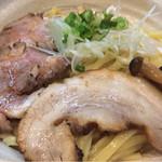 53038076 - 真道つけ麺780円