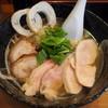 らーめん専門 和海 - 料理写真:塩ミックス(鶏ムネ、鶏もも、豚バラ各2枚)