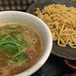 節 - つけ麺 中  太麺