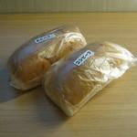 53044835 - 「あんバター」と「コンビーフ」です。