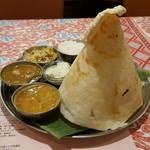 53045008 - 南インド家庭料理Aセット