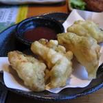 鳥貴族 - 鶏しそ巻天ぷら