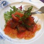 レストラン ムーンライト - 温泉セット和洋折衷コース2500円