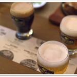 YONA YONA BEER WORKS - エールビール飲み比べ
