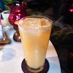 喫茶 マロン - 生ジュース・リンゴ