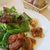 サロン・ド・テ ペシェ・ミニョン - 料理写真:豚肩肉のプロバンス風煮込み
