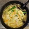 頓珍館 - 料理写真:味噌タンメン(¥780税抜き)