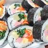 カンナムキンパ - 料理写真:キンパ 681円