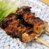 あべちゃん - 料理写真:シロ(タレ)¥170