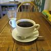 ISLAND CAFE - ドリンク写真:直火焼き 100% コナ・コーヒー(グリーンウェル農園)(ティーカップ)