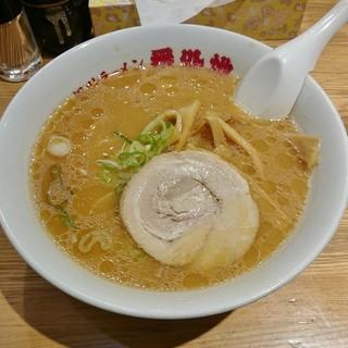 旭川ラーメン番外地 - 料理写真:味噌ラーメン 700円