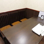 神戸和食 とよき - 6人テーブル個室