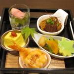 神戸和食 とよき - 前菜