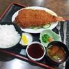 ひょうたんや - 料理写真:名古屋名物「わらじフライ (1700円)」+「定食セット (350円)」