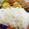 魚万・汲田 - 料理写真:お弁当バイキング(¥500) ごはん