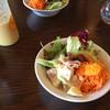 メッツゲライ ササキ - 料理写真:ランチのサラダ