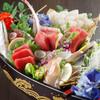 一献楽食 とら - メニュー写真:鮮魚舟盛り